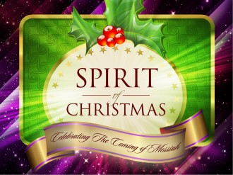 The Spirit of Christmas Church PowerPoint Sermon