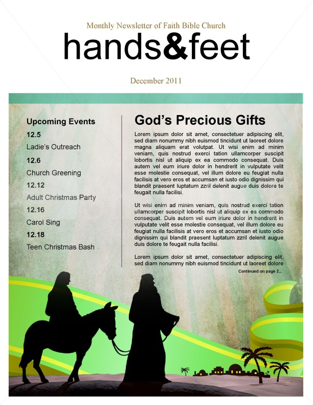 Nativity Church Newsletter