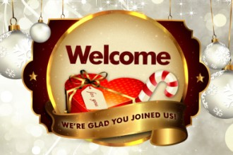 Christmas Welcome Church Video