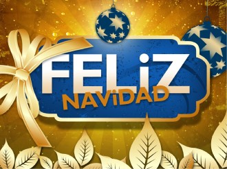 Feliz Navidad PowerPoint Template