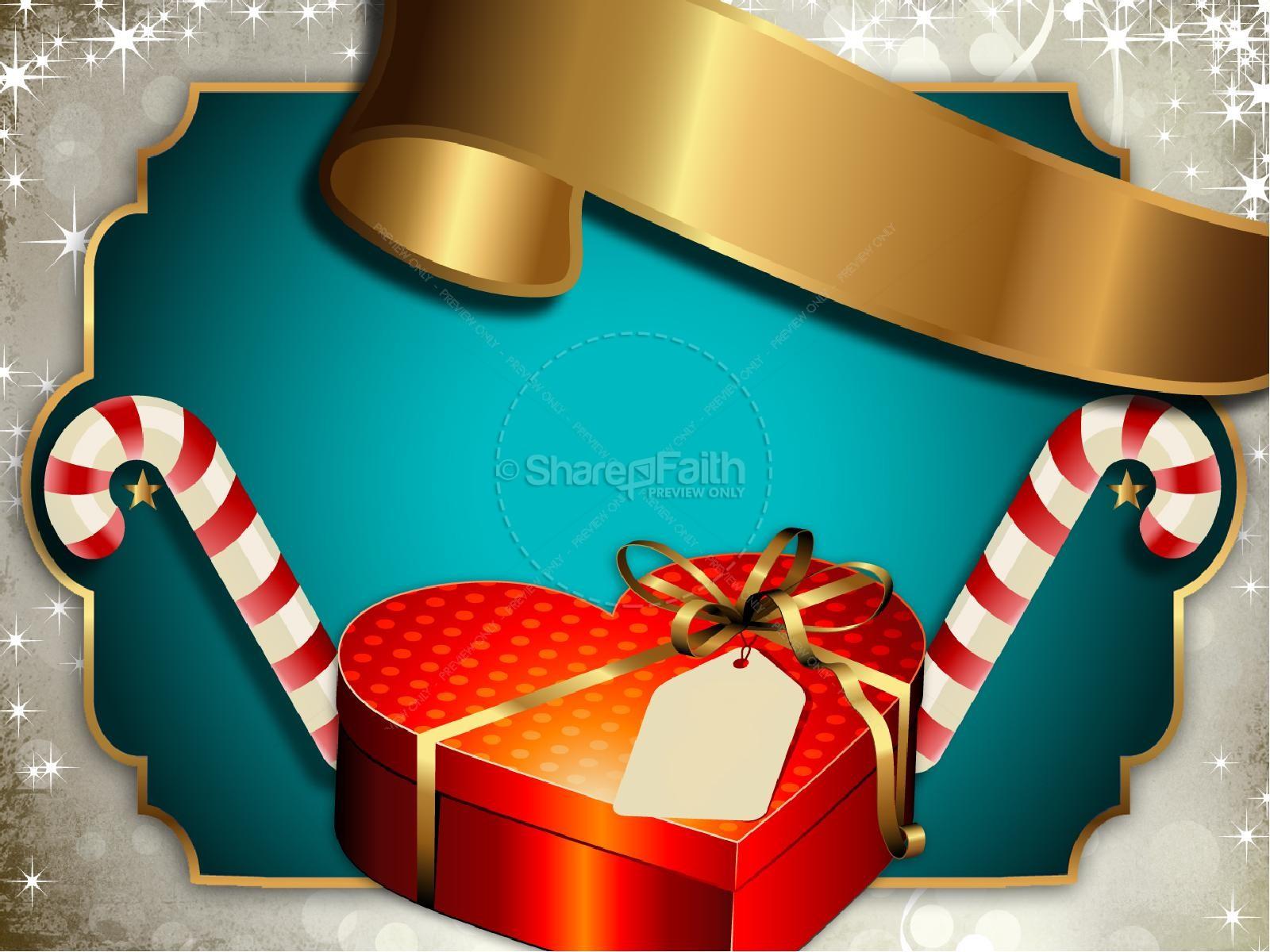 La Alegria de la Navidad PowerPoint