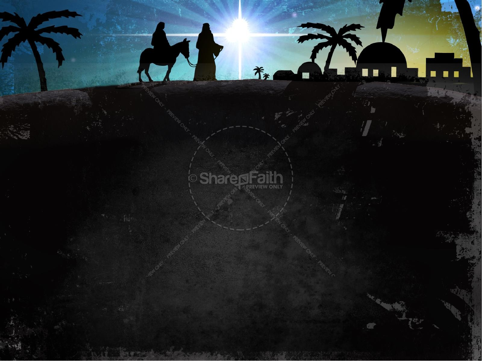 Bethlehem PowerPoint Template | slide 6
