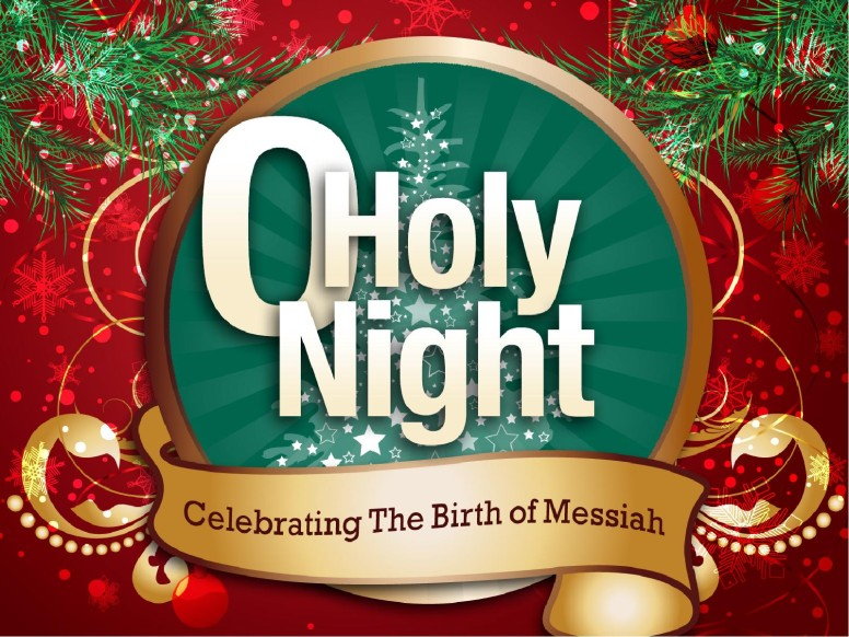 O Holy Night PowerPoint