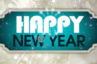 Happy New Year Celebration Church Video Loop