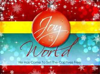 Joy PowerPoint Sermon Template