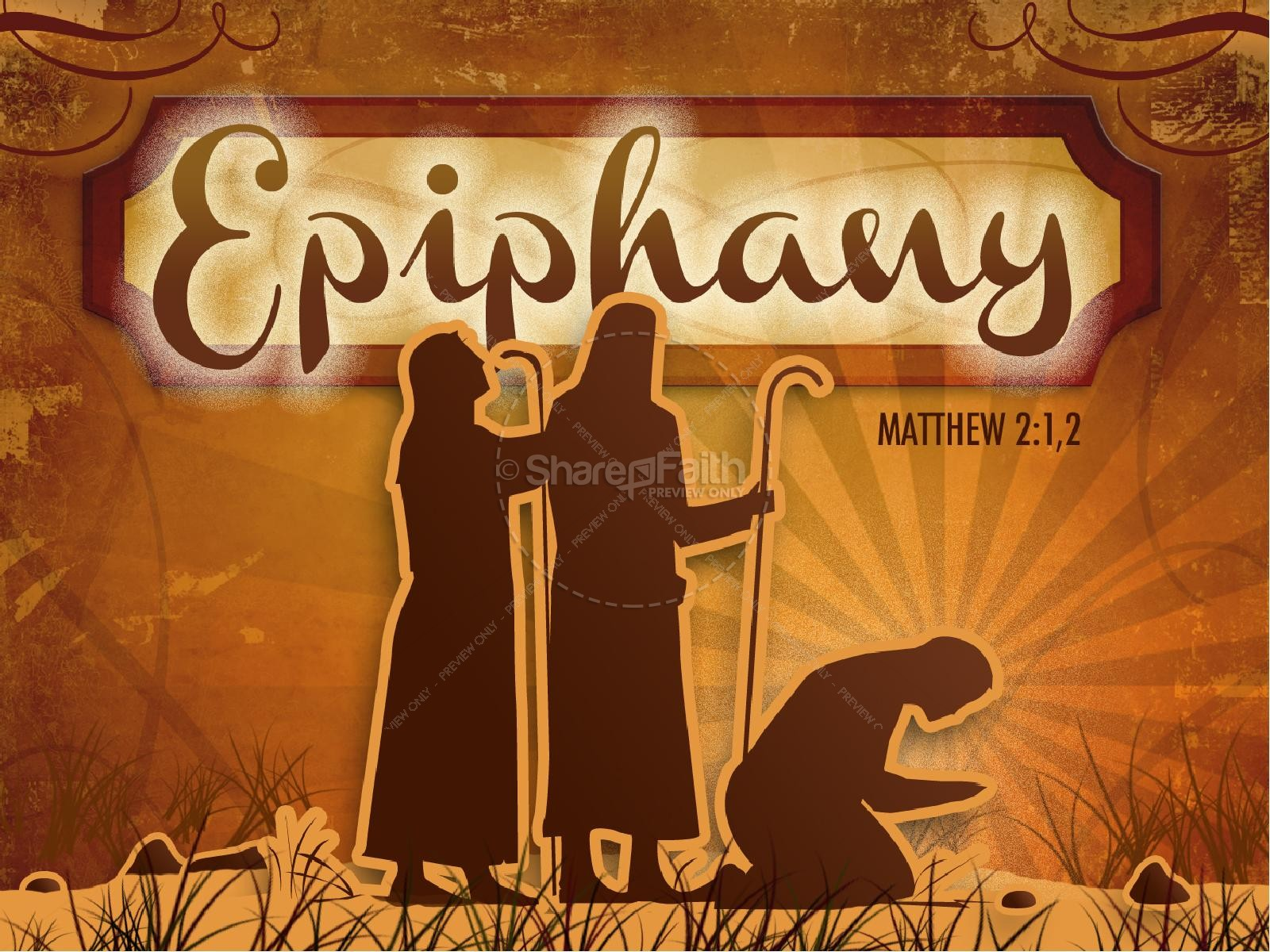 Epiphany PowerPoint
