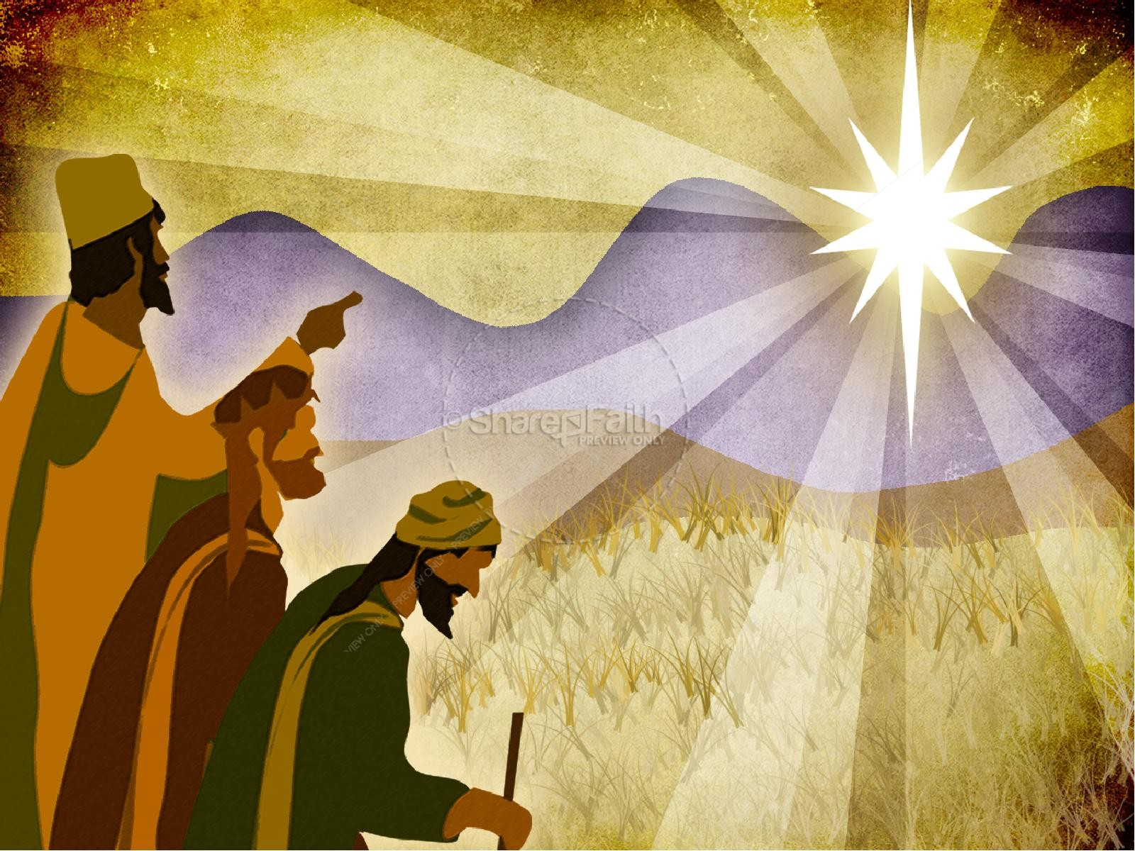 Three Kings PowerPoint Template | slide 7