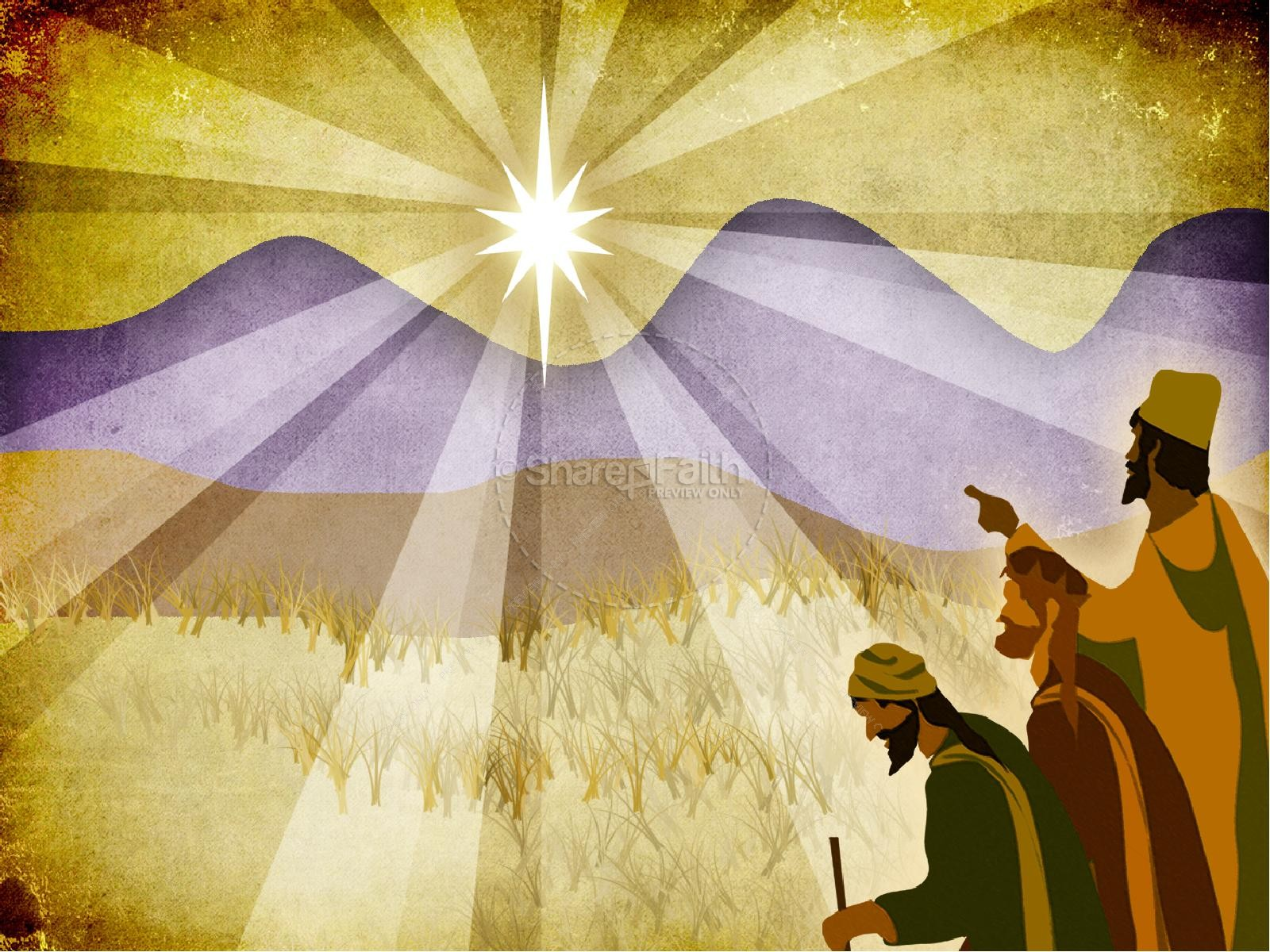 Three Kings PowerPoint Template | slide 8