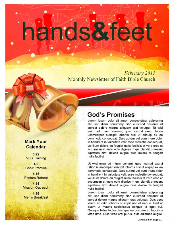 Bells Church Newsletter