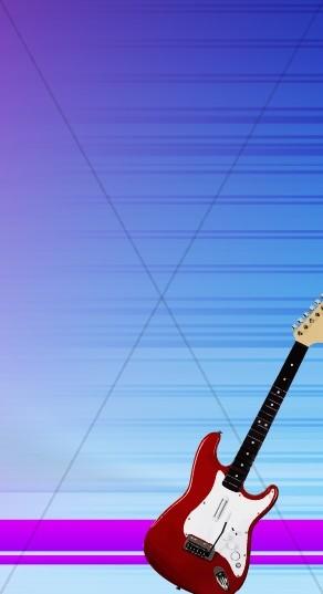 Guitar Banner Widget