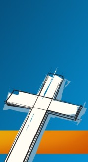 The Cross of Christ Banner Widget