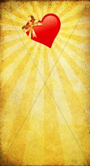 Gift of Salvation Banner Widget