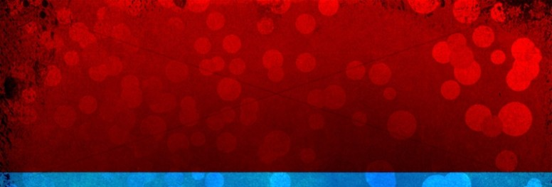 Red Deco Website Banner