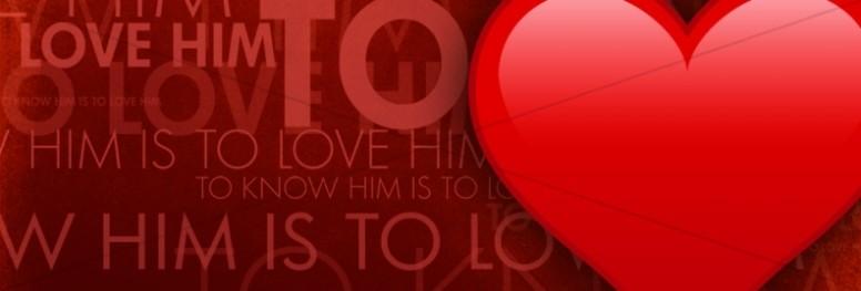 Know Him Love Him Website Banner