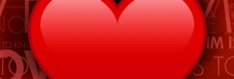 Big Red Heart Website Banner