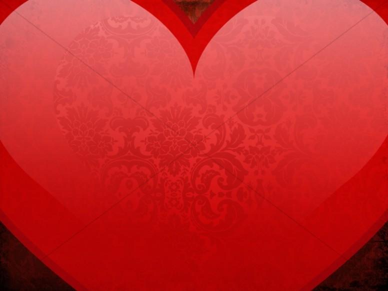Big Heart Worship Background
