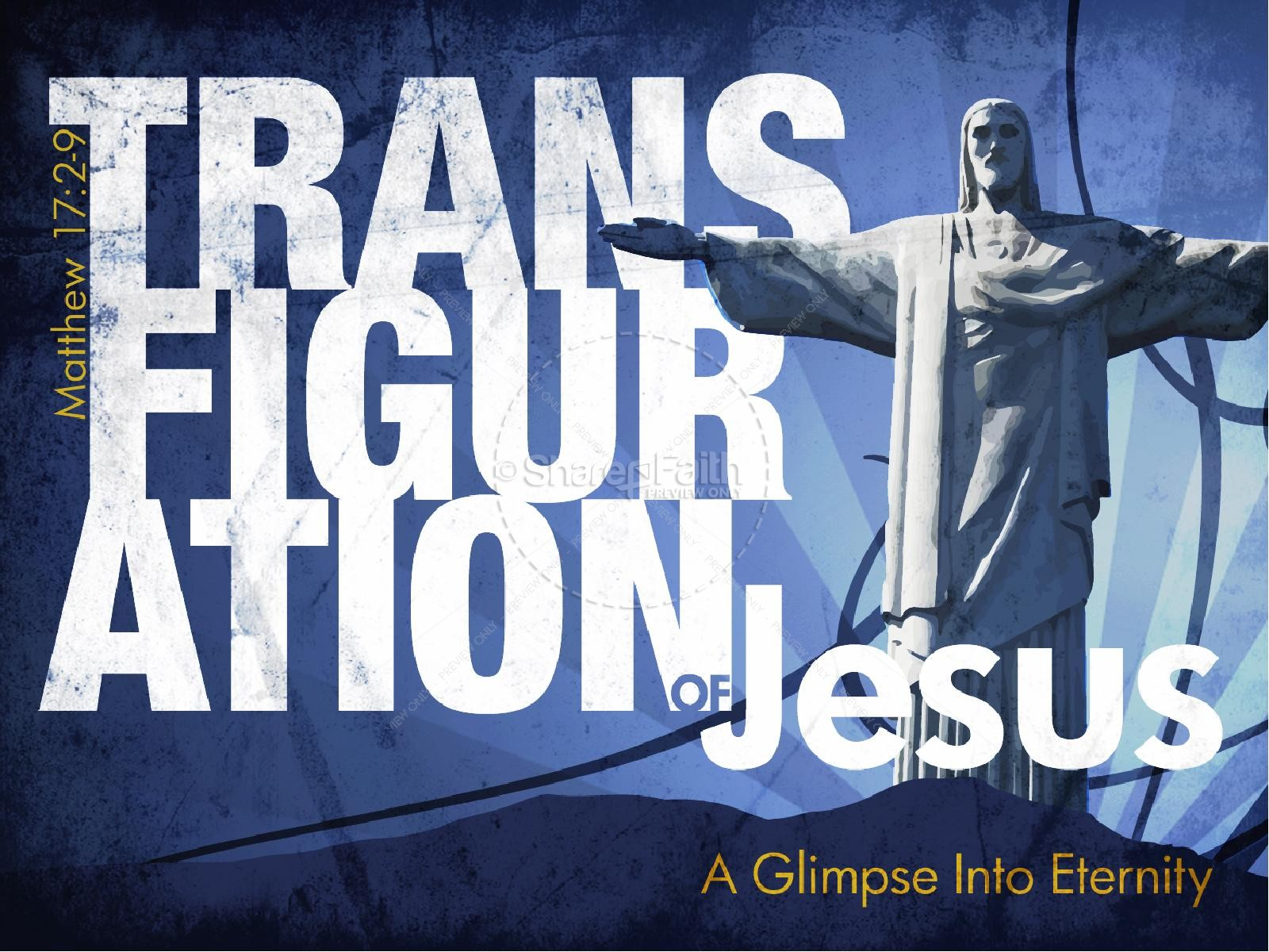 Transfiguration PowerPoint