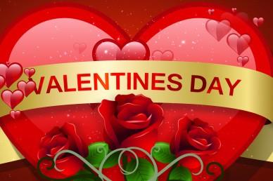 Valentine's Day Heart Video