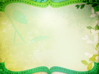 Spring PowerPoint Background