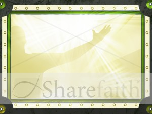 Worshipper Worship Background Template