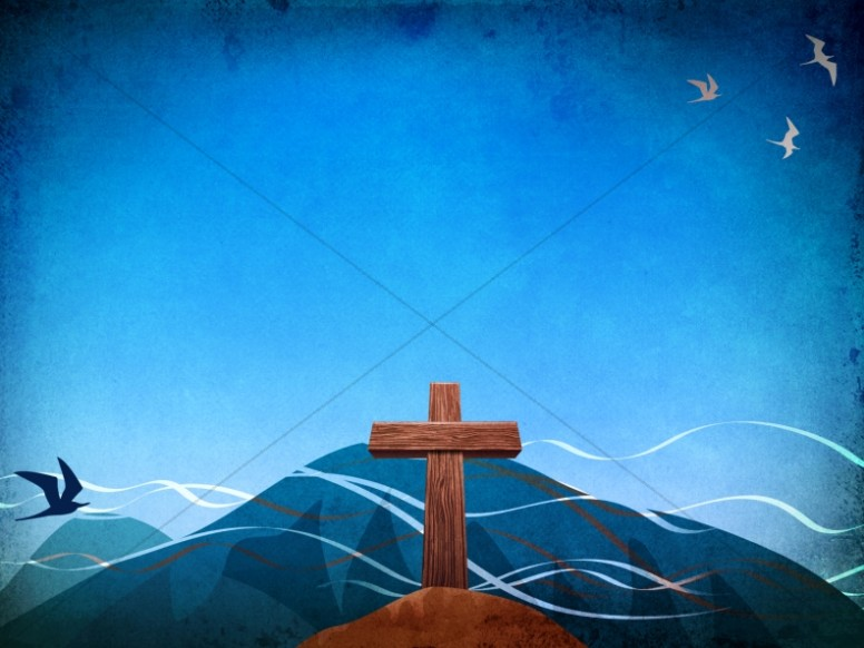 gospel worship background