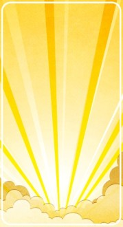 Morning Light Banner Widget