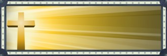 Light Cross Website Banner