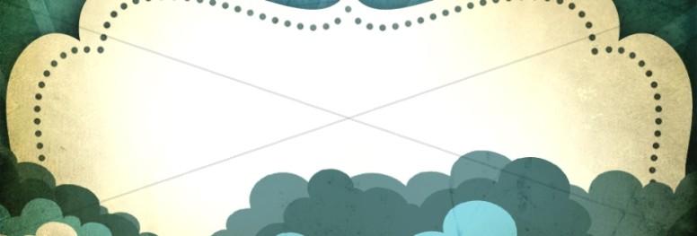 Dotted Frame Website Banner