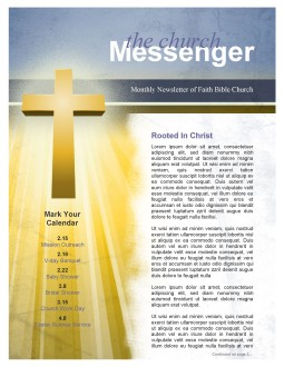 Forgiveness Church Newsletter