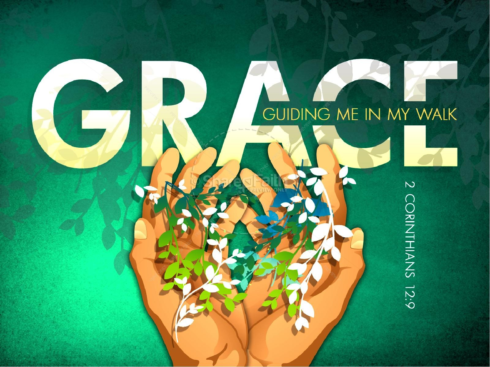 Grace PowerPoint Church Template