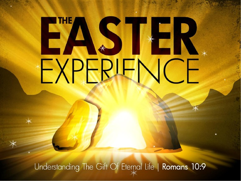 Easter Experience PowerPoint