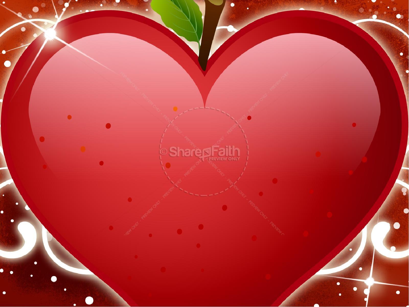 Maravilloso Amor PowerPoint Sermon