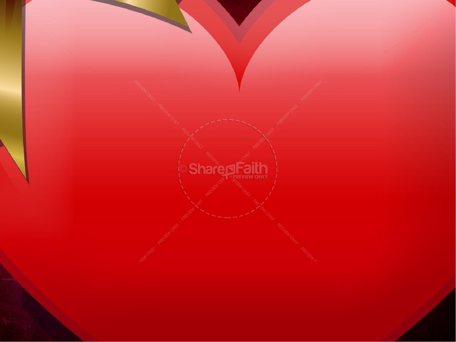 Su Regalo de Amor PowerPoint
