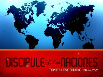 Discipule a las Naciones PowerPoint