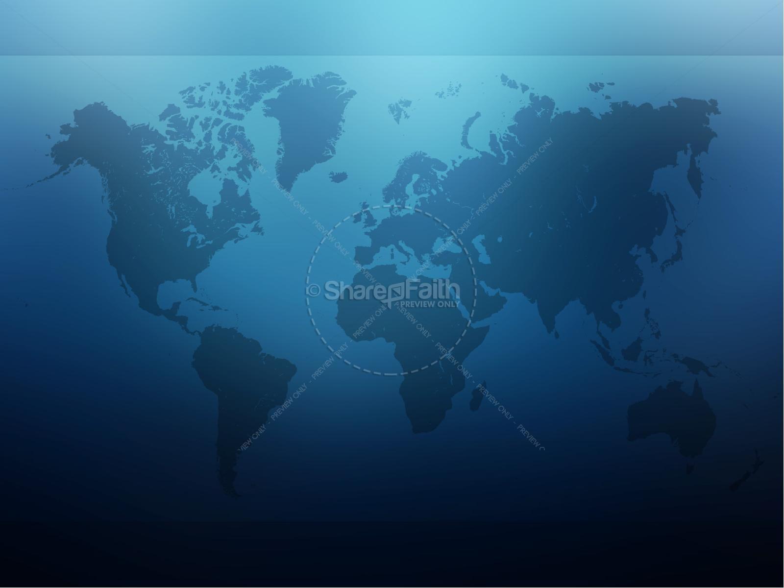 Discipule a las Naciones PowerPoint