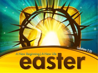 New Beginning Easter PowerPoint