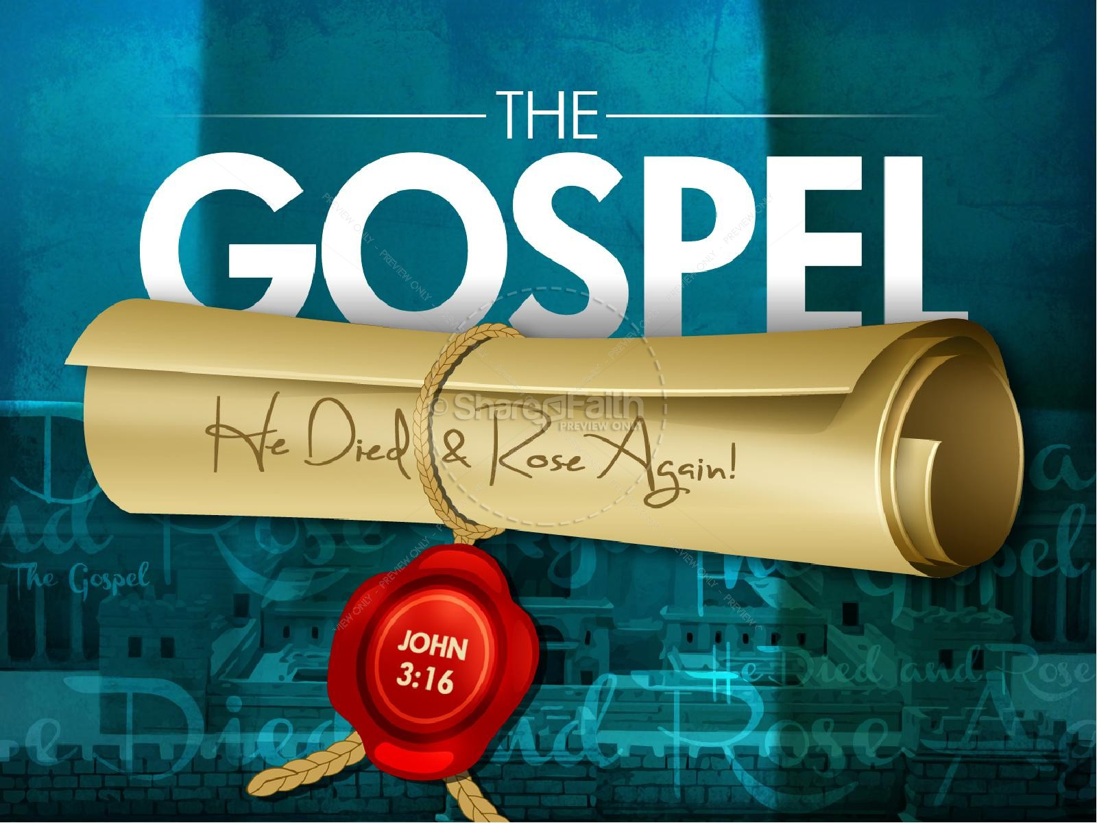 The Gospel PowerPoint