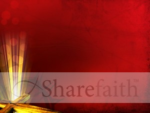 Red Background Worship