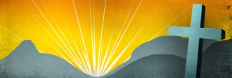 Easter Sunrise Website Banner