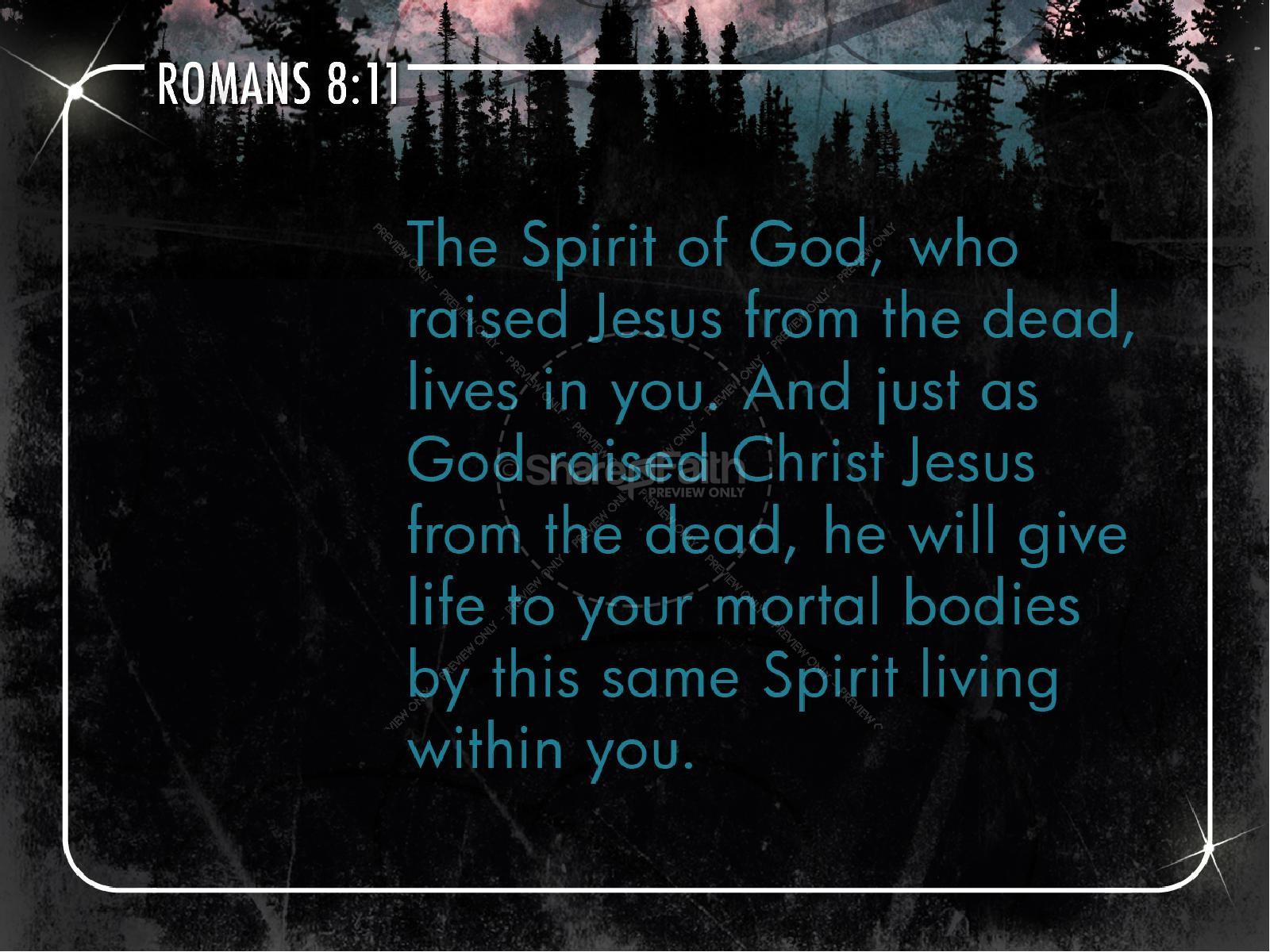 Easter Sunday PowerPoint Sermon