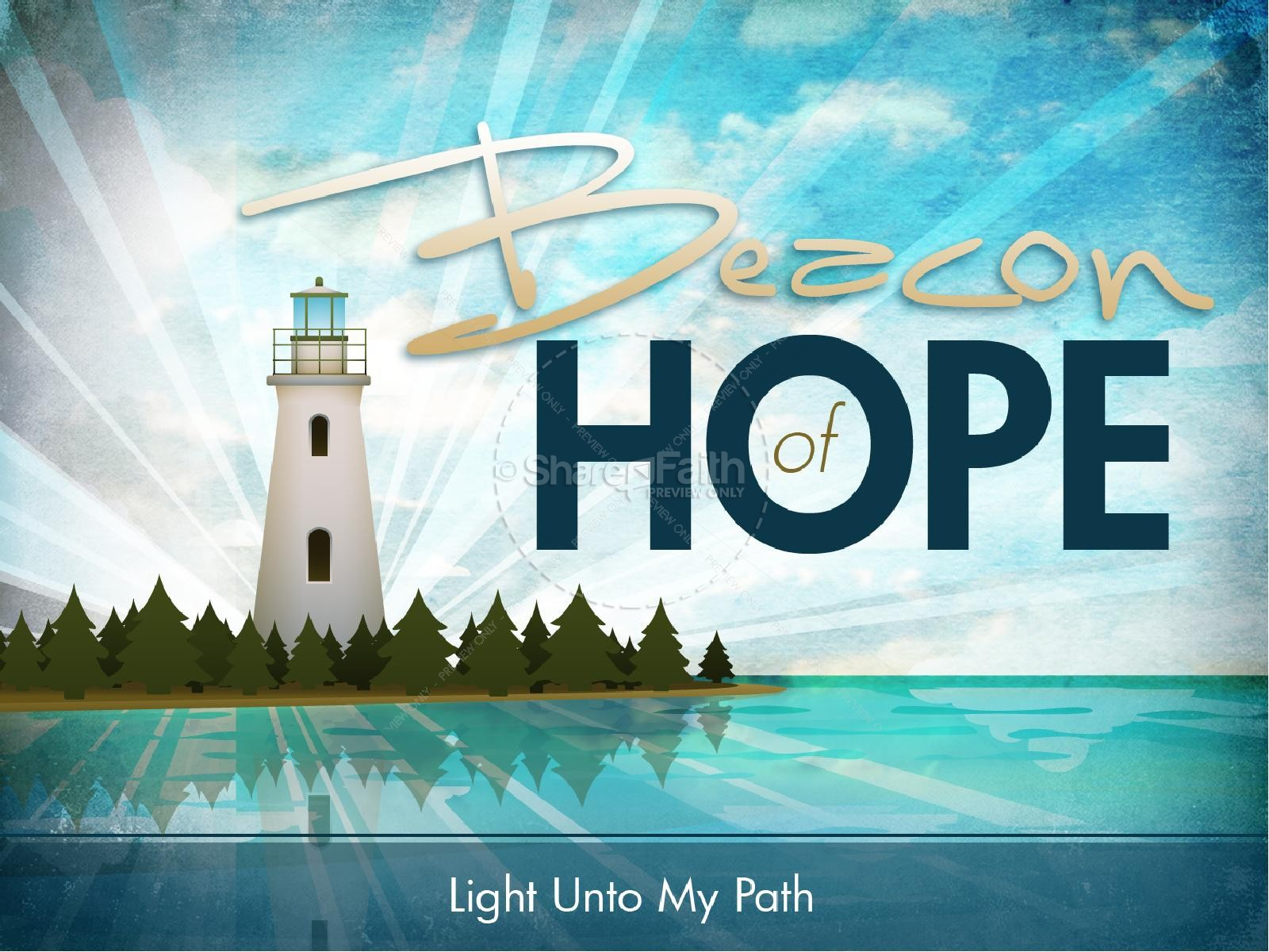 Beacon of Hope Sermon PowerPoint