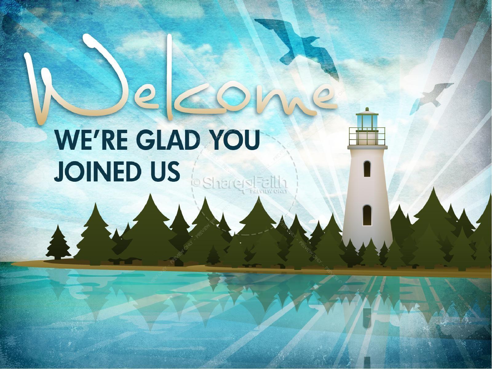Beacon of Hope Sermon PowerPoint