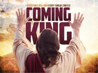 Coming King Easter Sermon PowerPoint
