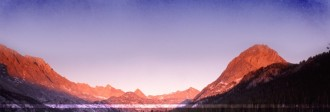 Mountains Website Banner