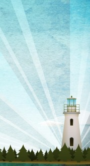 Lighthouse Website Sidebar