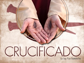Crucificado Spanish PowerPoint