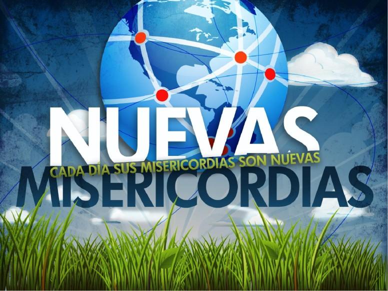 Nuevas Misericordias Spanish PowerPoint
