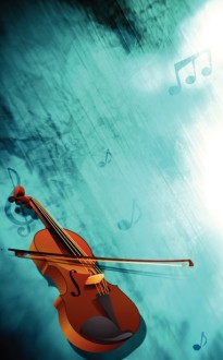 Violin Worship Bulletin