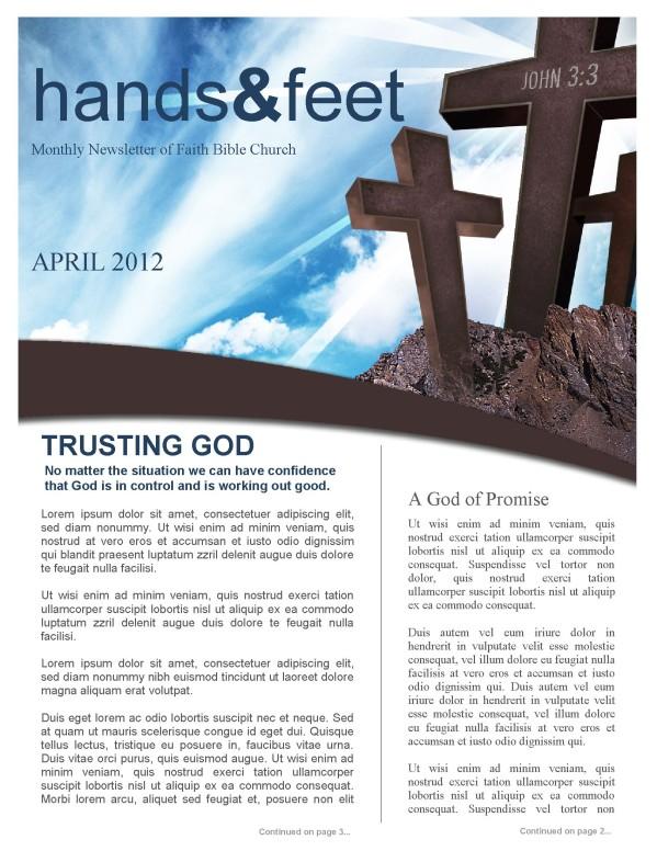 Reborn Church Newsletter