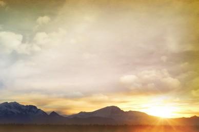 Sunset Worship Video